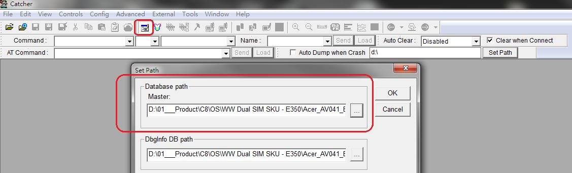 Mtk Database File